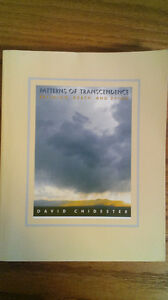 patterns of transcendence (religion, death and dying) david c.
