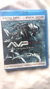 Alien vs Predator Requiem Blu-Ray Special Edition