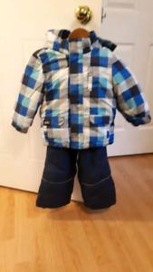 Size 3T Relakz Snowsuit