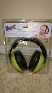 Baby Banz infant noise protection
