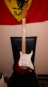 FENDER AMERICAN SPECIAL STRATOCASTER W/CHUNKY NECK