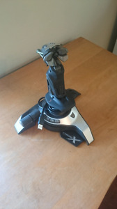 USB Joystick 12 buttons with throttle control