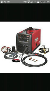 Lincoln Wire Feed Welder.