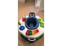 Leapfrog Learn and groove activity station like a jumperoo