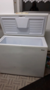 "Used  Chest Freezer ""Woods"""