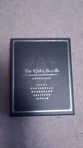 The Elder Scrolls Anthology Peterborough Peterborough Area image 1