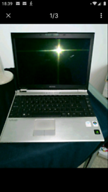 Sony Vaio PCG -6S4M Laptop for spares or repairs