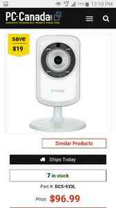 d-link wireless cloud camera 1150 (new in box)
