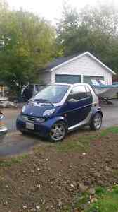 Pair of 2006 Smart Fortwo CDI (Diesel)