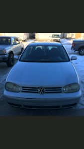 2004 Volkswagen Golf | Winter Ready | 2 Sets of Tires