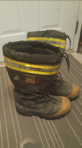 Size 10 Mens winter work boots
