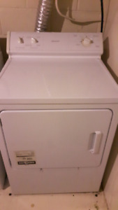 Moffat Dryer & Kenmore Washer