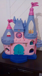 Château de princesse Fisher Price