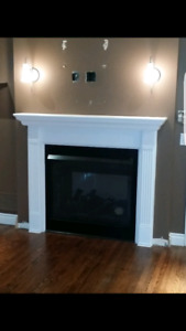 2-Way Gas Fireplace