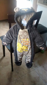 Lion King Snowsuit
