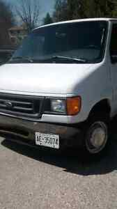 2004 ford E-350 diesel engine.