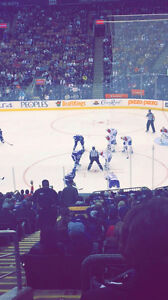 Leafs vs Lightning Oct 25th **GREAT VIEW, FACEVALUE**