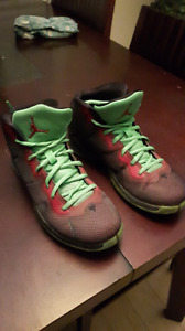Nike Air Jordan size 5Y youth shoes for sale