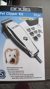 Andis Pet Clipper Kit $20