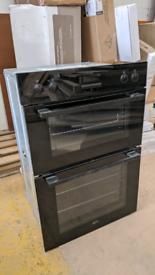 AEG double oven.