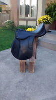 Supra All Purpose English Saddle