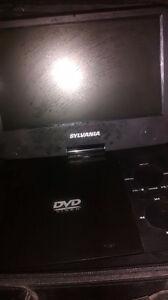 Portable DVD player & Sirius Sat Radio