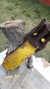 1937 Original Indian Front End grown into TREE