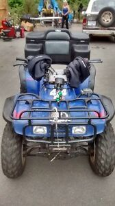 !!!  REDUCED !!!   Lady driven Quad