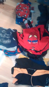 $40 Boys Size 3-4T Lot of clothes