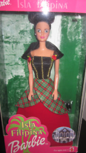 2002  Isla Filipina (Barbie) - Foreign dolls of the World
