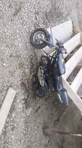 49cc pocket bike in excellent condition