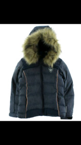 Manteau Rossignol neuf fille 10 anss