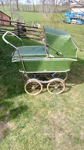 Vintage Rex Baby Carriage