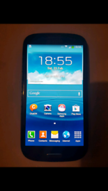 Samsung s3 i9300 for sell £45 for sale  Oldham, Manchester