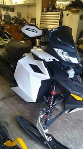 Parting out 2011 skidoo Mxzx 800 etec