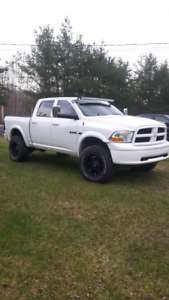 Dodge ram open to trades plus cash