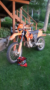2006 KTM 450EXC in amazing shape!