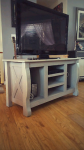 New rustic style Media stand
