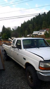 1995 F-250 4x4 For Sale