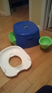 POTTY TRAINING 3 IN 1 West Island Greater Montréal image 3