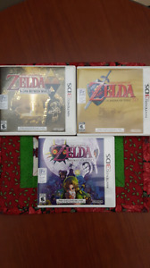 3DS Games for sale PRICES ARE FIRM.