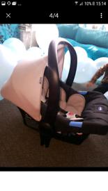 Carry car seat
