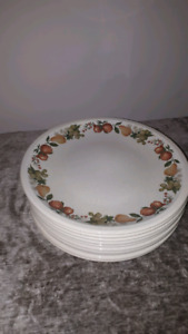 Wedgwood Quince Dinner Plates