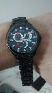 CITIZEN ECO-DRIVE limited edition pokerstars watch