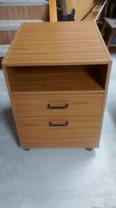 2 Drawer Filling Cabinet, Office Cabinet