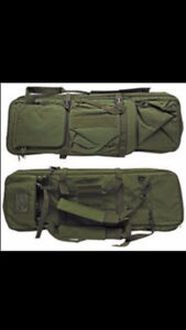 Tactical Dual Soft Waterproof Rifle Case/Backpack