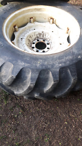 4000 Ford Rear tires