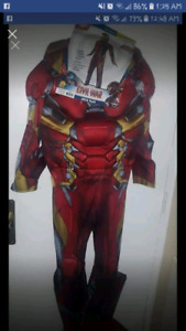 CHILDRENS 10/12 IRON MAN PADDED COSTUME PICKUP IN HANOVER AREA