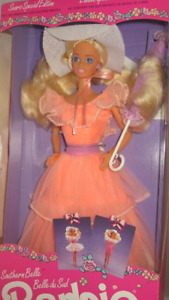 1991 Southern Belle Barbie doll