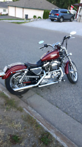PRICE DROP!! CUSTOM HARLEY